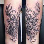 meilleur-tatoueur-bonneuil-crock-ink-tattoo-cerf